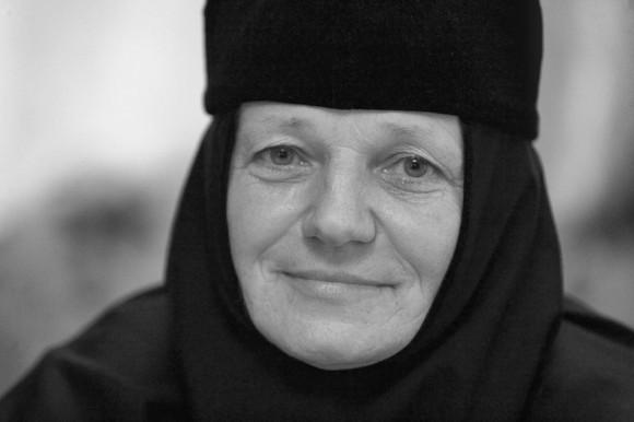 Настоятельница Свято-Введенского монастыря игуменья Мария (Перепеча)