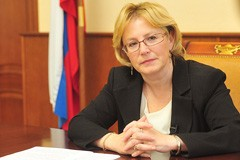 7 вопросов министру здравоохранения РФ Веронике Скворцовой