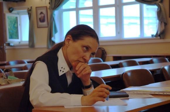 Наталия Сухова. Фото: pstgu.ru