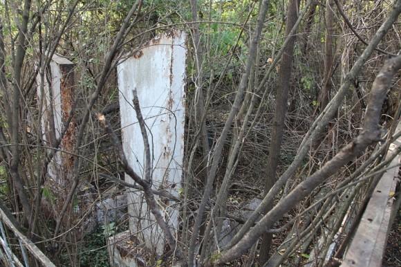 Грозный. Русское кладбище