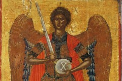 Когда Архангел Михаил берет меч
