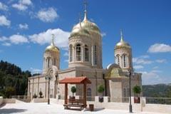 Горненский монастырь в Иерусалиме