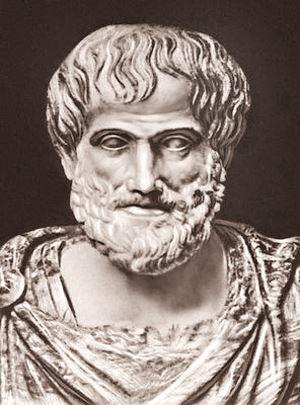 Аристотель. В 15 лет лишился родителей. Создатель всесторонней системы философии