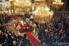 Отпевание Патриарха Болгарского Максима (ФОТО)