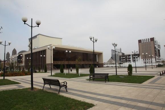Концертный зал г. Грозного