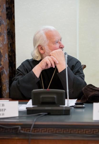 Протоиерей Владимир Воробьев, ректор Свято-Тихоновского православного государственного университета
