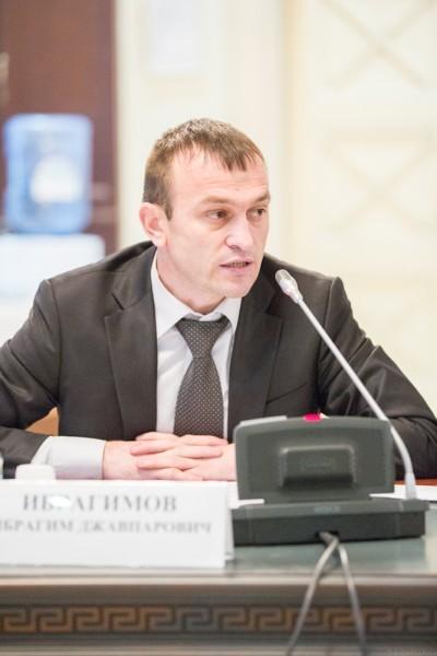 Ибрагим Ибрагимов, директор центра арабского языка, изучения ислама и исламской культуры