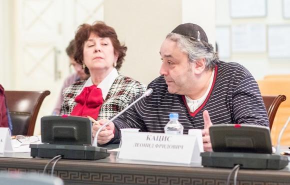 Леонид Кацис, преподаватель иудаики в вузах СФР