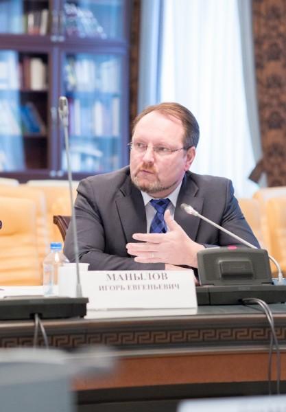 Игорь Манылов, заместитель Министра сельского хозяйства Российской Федерации