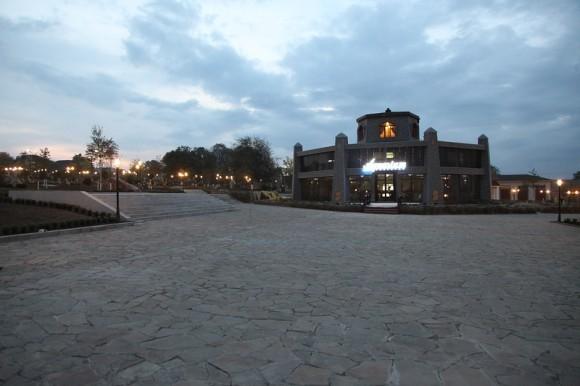 Парк в г. Грозном
