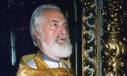 Прот. Николай Ведерников: Господь спросит об одном - был ли я человеком? (+Видео)