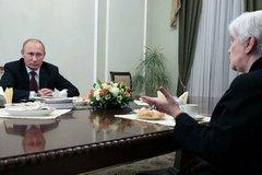 Наталия Солженицына: Два часа в неделю мало, Владимир Владимирович!