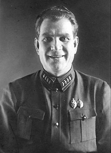 Руководитель VI отдела ОГПУ Евгений Тучков_taday.ru