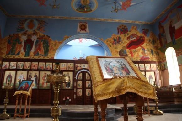 Храм в Грозном