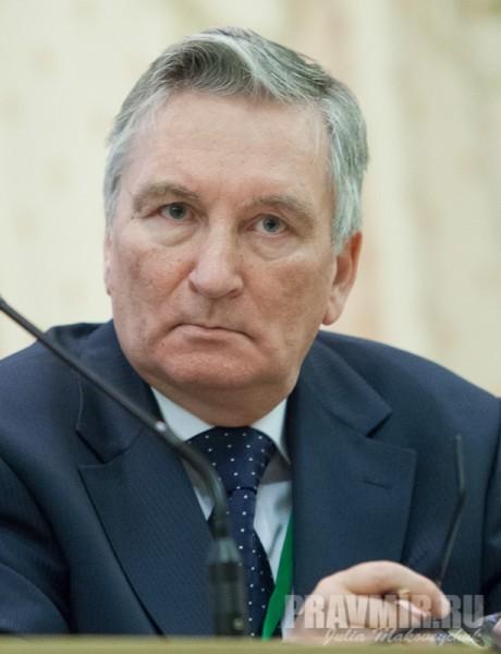 Декан исторического факультета МГУ Сергей Павлович Карпов