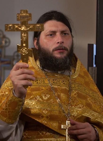 Протоиерей Дионисий Поздняев. Фото Юлии Маковейчук