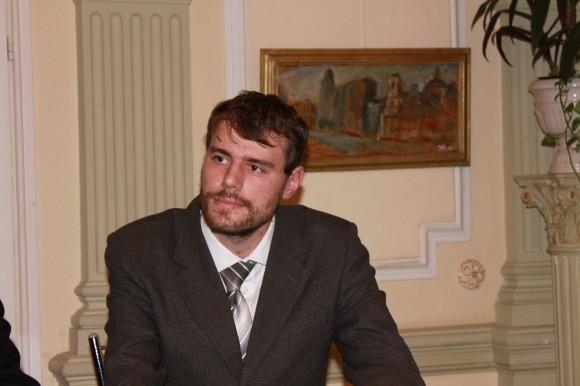 Георгий Захаров