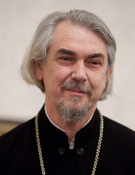 Протоиерей Владимир Вигилянский. Фото Юлии Маковейчук