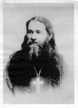 Протоиерей Павел Алфеев