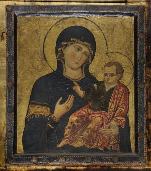 Одигитрия из церкви Санта Мария дель Пополо