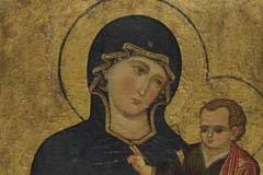 Средневековые иконы Рима и Лацио (+ФОТО)