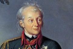 Здравствуй, граф Суворов, что ты праведно живёшь!