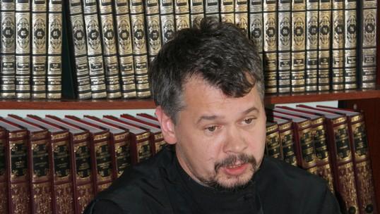Протоиерей Виктор Теплицкий