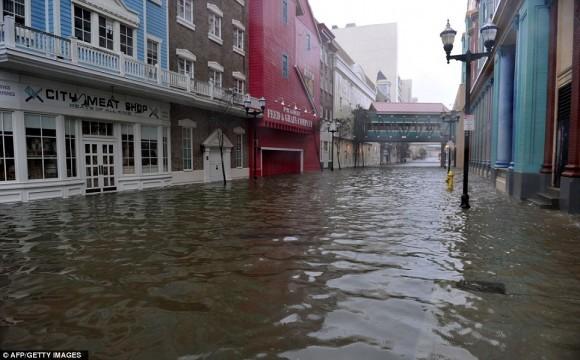 Последствия урагана Сэнди (41)