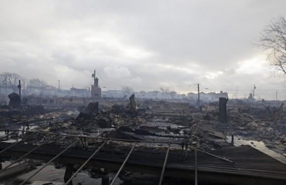 Последствия урагана Сэнди (24)