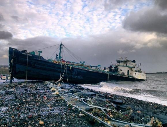 Последствия урагана Сэнди (26)