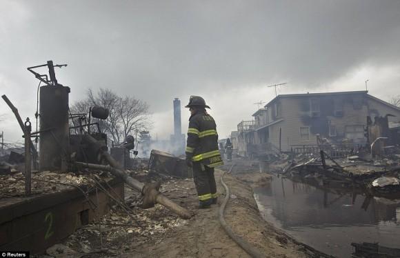 Последствия урагана Сэнди (34)