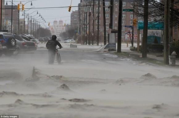 Последствия урагана Сэнди (25)