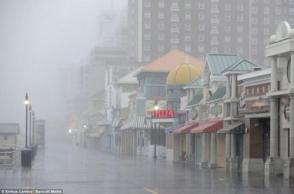 Последствия урагана Сэнди (39)