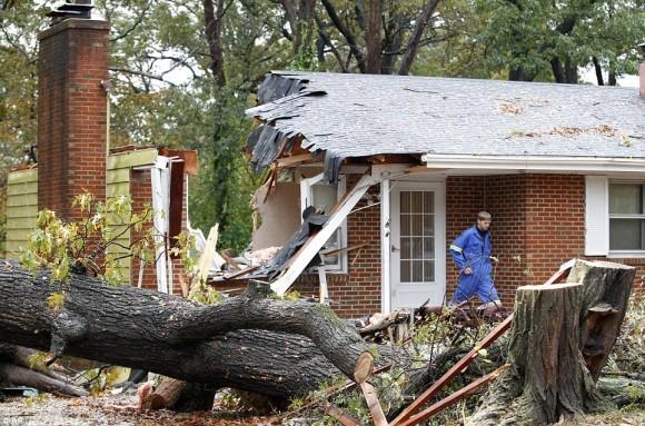 Последствия урагана Сэнди (29)