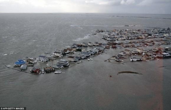 Последствия урагана Сэнди (7)