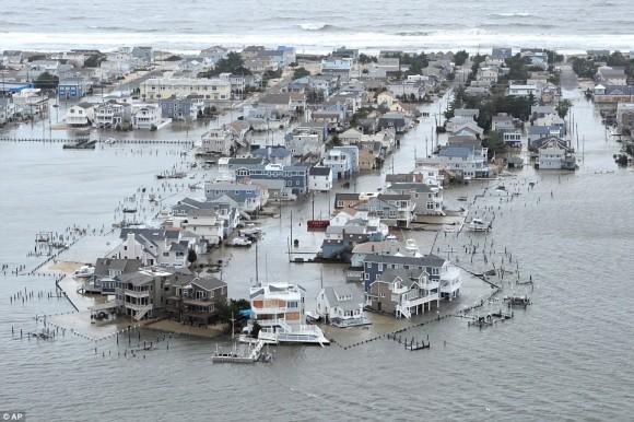 Последствия урагана Сэнди (8)
