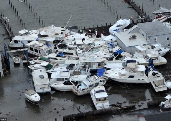 Последствия урагана Сэнди (6)