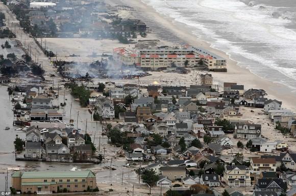 Последствия урагана Сэнди (5)