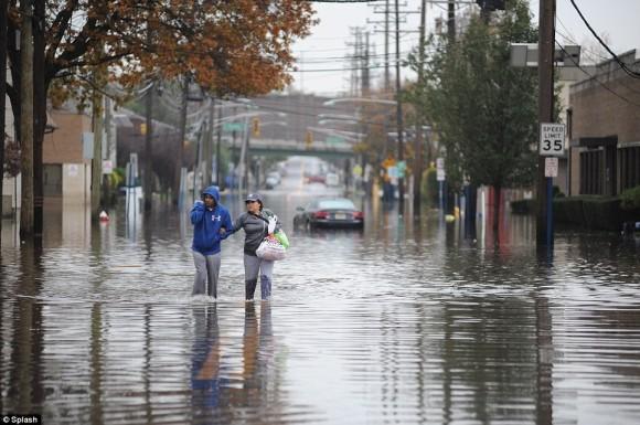 Последствия урагана Сэнди (22)