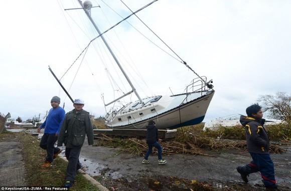 Последствия урагана Сэнди (11)