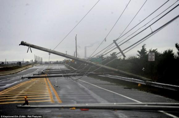 Последствия урагана Сэнди (17)