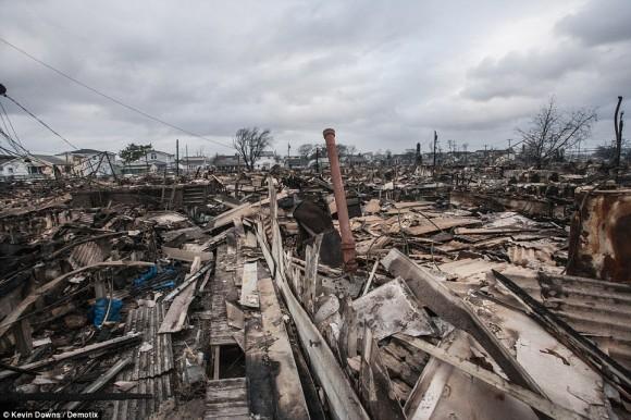 Последствия урагана Сэнди (3)