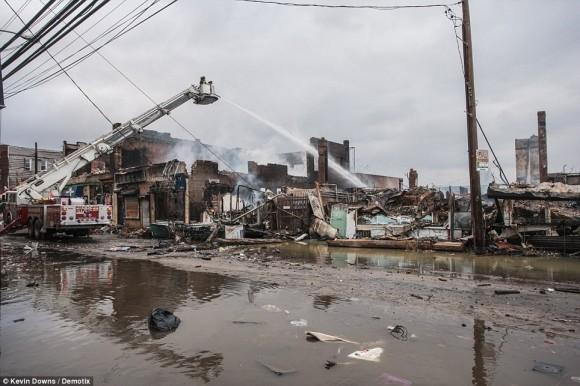 Последствия урагана Сэнди (2)