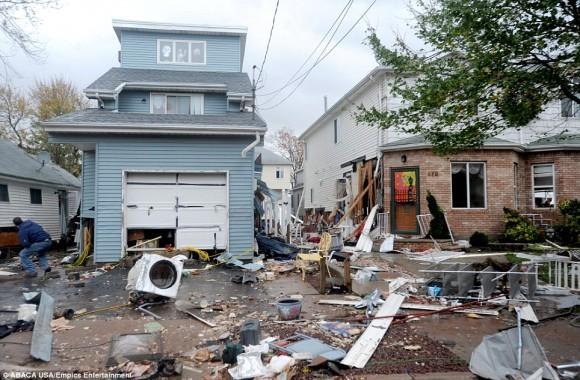 Последствия урагана Сэнди (10)