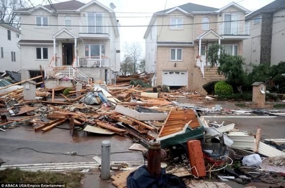 Последствия урагана Сэнди (9)