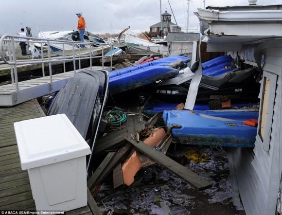 Последствия урагана Сэнди (19)