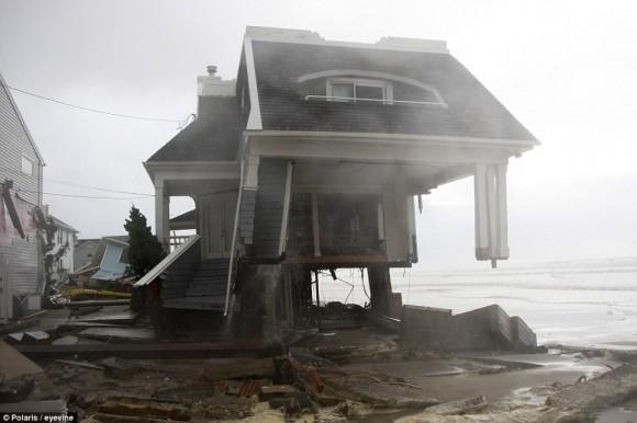 Последствия урагана Сэнди (4)