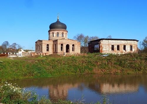 Казанская церковь в Гагино