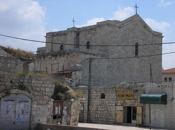 Храм св.Георгия в Лидде