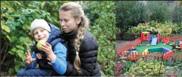 Олеся Новикова, подопечная реабилитационного центра «Благодатное небо»